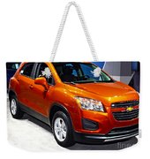 2015 Chevrolet Trax No 1 Weekender Tote Bag
