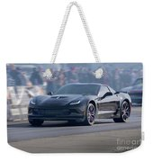 2015 Corvette Z06 Coupe Weekender Tote Bag