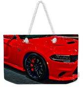 2015 Dodge Charger Srt Hellcat Weekender Tote Bag