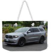 2015 Dodge Durango Rt Webster Weekender Tote Bag