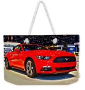 2015 Ford Mustang Coupe I4 Premium Weekender Tote Bag