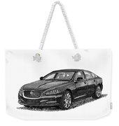 2015 Jaguar X J L Weekender Tote Bag