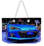 2015 Subaru Brz Weekender Tote Bag