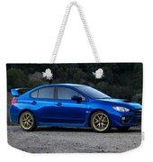 2015 Subaru Wrx Sti Weekender Tote Bag
