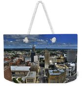 2015 View Of Court Street Weekender Tote Bag
