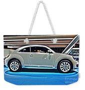 2015 Volkswagen Beetle Weekender Tote Bag