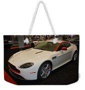 2016 Aston Martin Vantage Gt Coupe Weekender Tote Bag