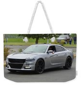 2016 Charger Rt Rice Weekender Tote Bag
