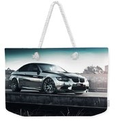 2016 Fostla De Bmw M3 Coupe 2 Weekender Tote Bag