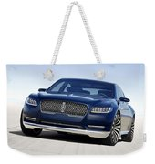 2016 Lincoln Continental Concept Weekender Tote Bag