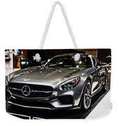 2016 Mercedes-amg Gts Weekender Tote Bag