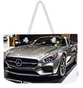 2016 Mercedes-amg Gts No 1 Weekender Tote Bag