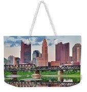 2017 Columbus Panoramic Weekender Tote Bag
