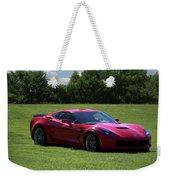 2017 Corvette Weekender Tote Bag