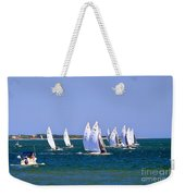 2017 National E-scow Championship Weekender Tote Bag