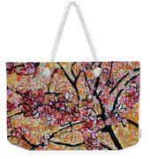 201727 Cherry Blossoms Weekender Tote Bag