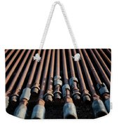 2018_04_orla Texas_oil And Gas Art Work  Weekender Tote Bag
