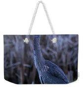 2018_3_09  Blue Heron-5652 Weekender Tote Bag