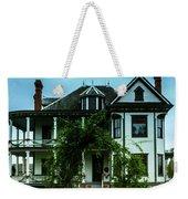 20th Century Mansion Weekender Tote Bag