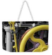 20th Century Mechanical Machinery Sc Weekender Tote Bag