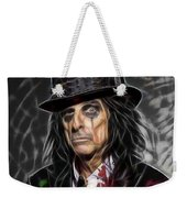 Alice Cooper Collection Weekender Tote Bag