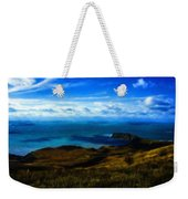 Landscape Graphic Weekender Tote Bag