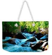 Natural Landscape Weekender Tote Bag