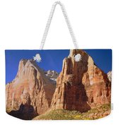 212437 Court Of The Patriarchs Weekender Tote Bag