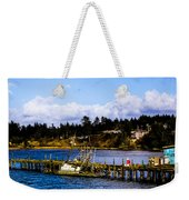 Charleston Or Weekender Tote Bag
