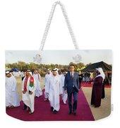Dubai Travelers Festival Weekender Tote Bag