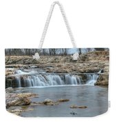 Grand Falls Weekender Tote Bag