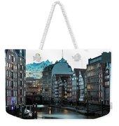 Hamburg - Germany Weekender Tote Bag