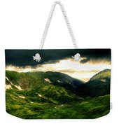 In The Landscape Weekender Tote Bag