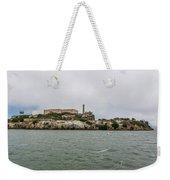 2253- Alcatraz Weekender Tote Bag