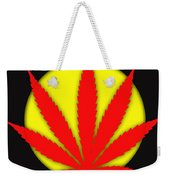Cannabis 420 Collection Weekender Tote Bag