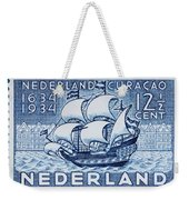 Old Dutch Postage Stamp Weekender Tote Bag
