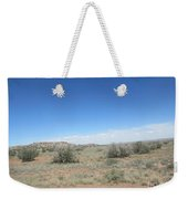 Desert Landscape Weekender Tote Bag