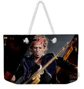 Keith Richards Collection Weekender Tote Bag