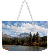 Mt. Lassen National Park Weekender Tote Bag