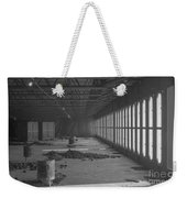 World Trade Center Under Construction 1967 Weekender Tote Bag