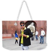 Harpal Singh Jadon Weekender Tote Bag