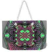 2451 Mandala A Weekender Tote Bag