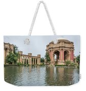 2464- Palace Of Fine Arts Weekender Tote Bag