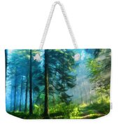 Nature Art Landscape Weekender Tote Bag