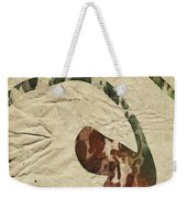 Abstract Art Weekender Tote Bag