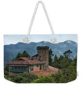 Bogota Cerro De Monserrate Weekender Tote Bag
