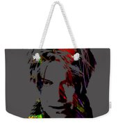 David Bowie Collection Weekender Tote Bag