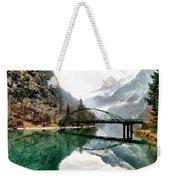 Art Nature Weekender Tote Bag