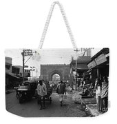 New Delhi India Weekender Tote Bag
