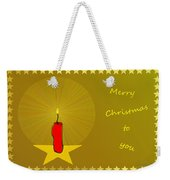 2610 Merry Christmas To You 2018 Weekender Tote Bag